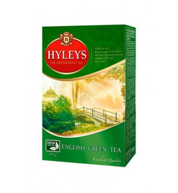 Чай зеленый Hyleys Английский чай 100г