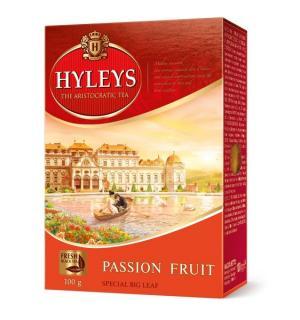 Чай черный Hyleys Плод страсти 100г