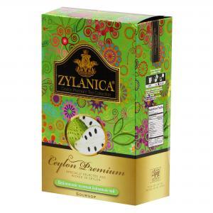 Чай зеленый Zylanica Soursop 100г