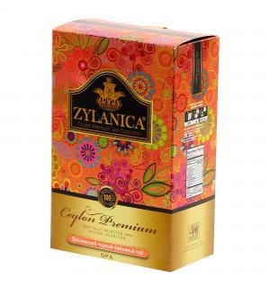 Чай черный Zylanica OPA 100г