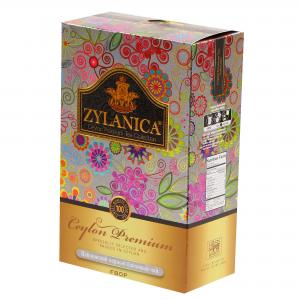Чай черный Zylanica FBOP 100г