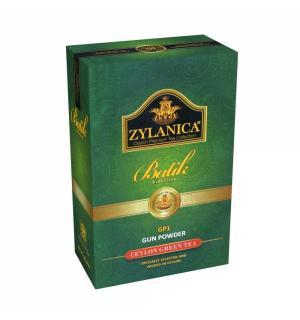 Чай зеленый Zylanica GP1 Gunpowder 100г