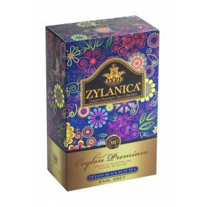 Чай черный Zylanica Earl Grey 100г