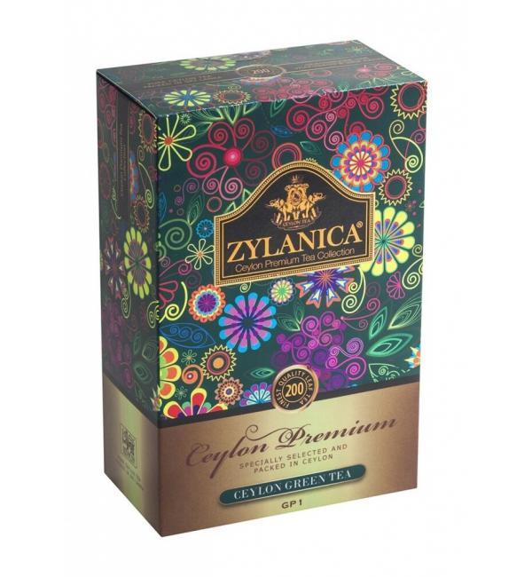Чай зеленый Zylanica GP1 200г