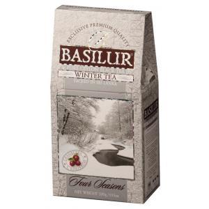 Чай черный Basilur Winter tea 100г