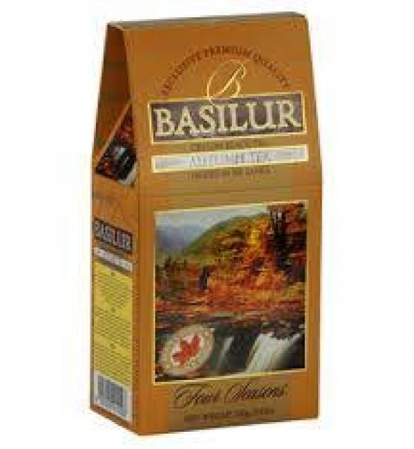 Чай черный Basilur Autumn Tea 100г