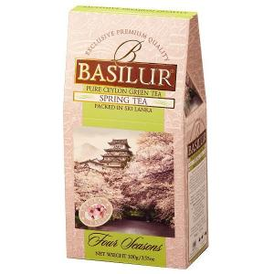 Чай зеленый Basilur Spring Tea 100г