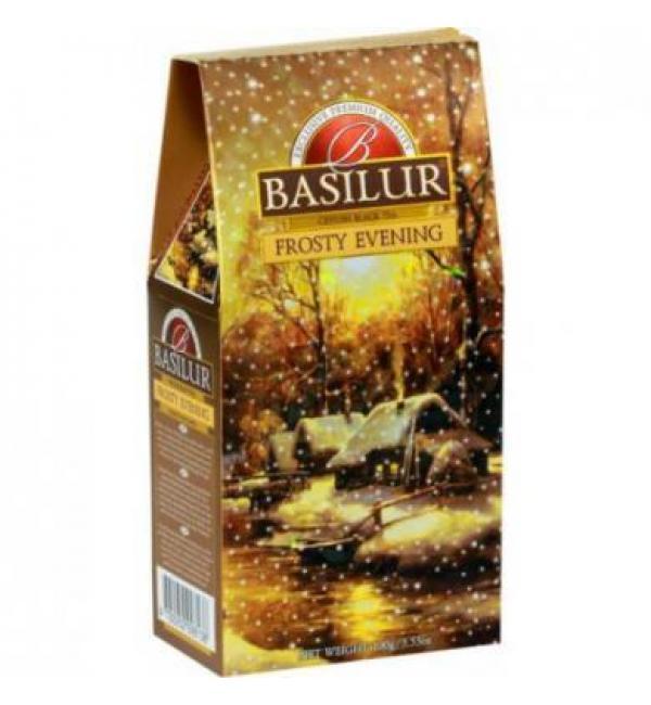 Чай черный Basilur Frosty Evening 100г