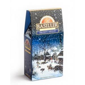 Чай черный Basilur Festival Морозная ночь 100г