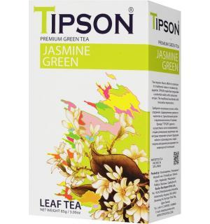 Чай зеленый Tipson Jasmine Green 100г