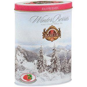 Чай черный Basilur Raspberries 100г