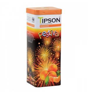 Чай черный Tipson Festival Mandarin 75г