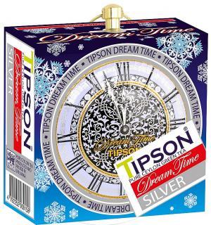 Чай зеленый Tipson Dream time Silver 30г (ЖБ)