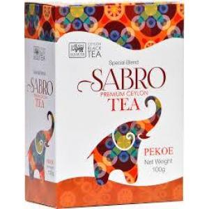 Чай черный Sabro Pekoe 100г