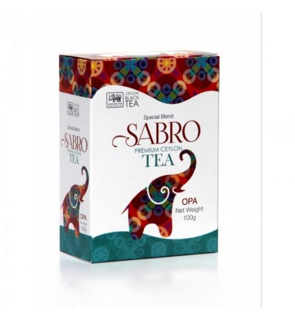 Чай черный Sabro OPA 100г