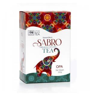 Чай черный Sabro OPA 250г