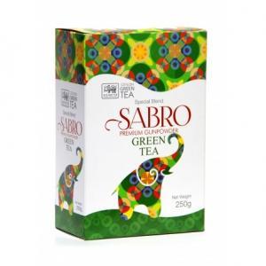 Чай зеленый Sabro Green Tea 250г