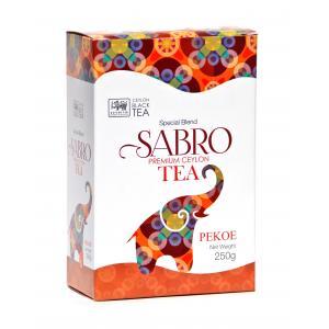 Чай черный Sabro Pekoe 250г