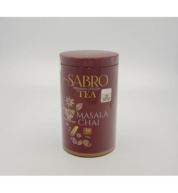 Чай черный Sabro Masala Chai 100г