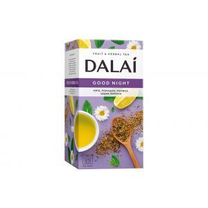 Чай травяной Dalai Good Night 37,5г (25пак.)