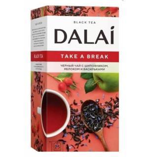 Чай черный Dalai Take a Break 37,5г (25 пак.)