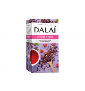 Чай травяной Dalai Summer Time 50г (25пак.)