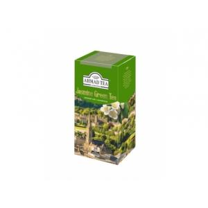 Чай зеленый Ahmad Tea Jasmine Green Tea 50г (25 пак.)