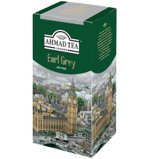Чай черный Ahmad Tea Earl Grey 50г (25 пак.)