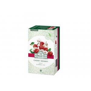 Чай Красный Ahmad Tea Cherry Desert 40г (20 пак.)