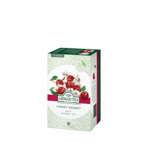 Чай Красный Ahmad Tea Cherry Desert 40г (20 пак.)