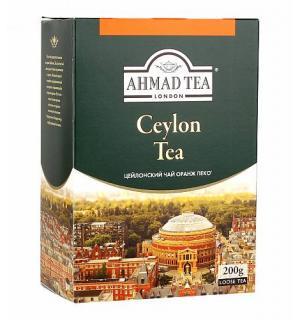 Чай черный Ahmad Tea Ceylon Tea 200г