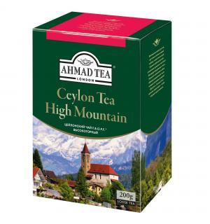 Чай черный Ahmad Tea Ceylon Tea F.B.O.P.F. 200г