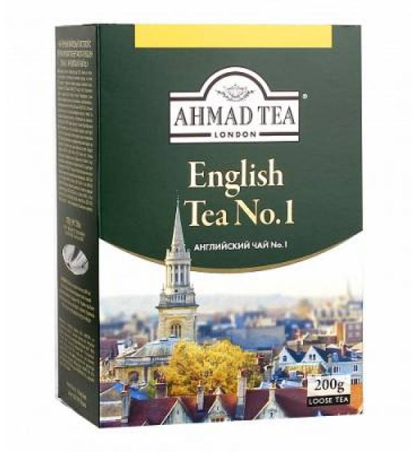 Чай черный Ahmad Tea English Tea No.1 200г