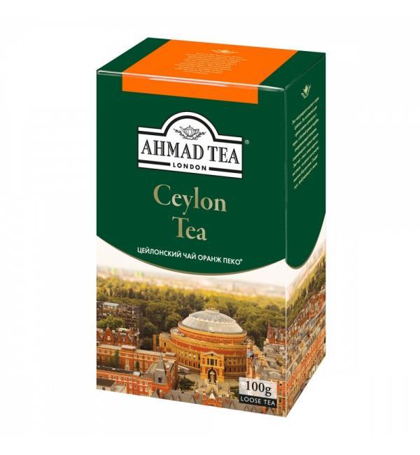 Чай черный Ahmad Tea Ceylon Tea 100г