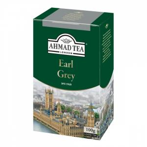 Чай черный Ahmad Tea Earl Grey 100г