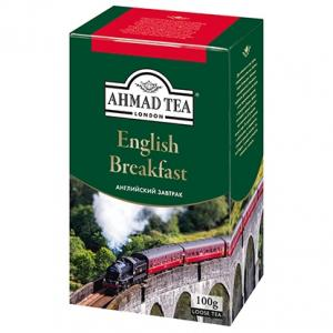 Чай черный Ahmad Tea English Breakfast 100г