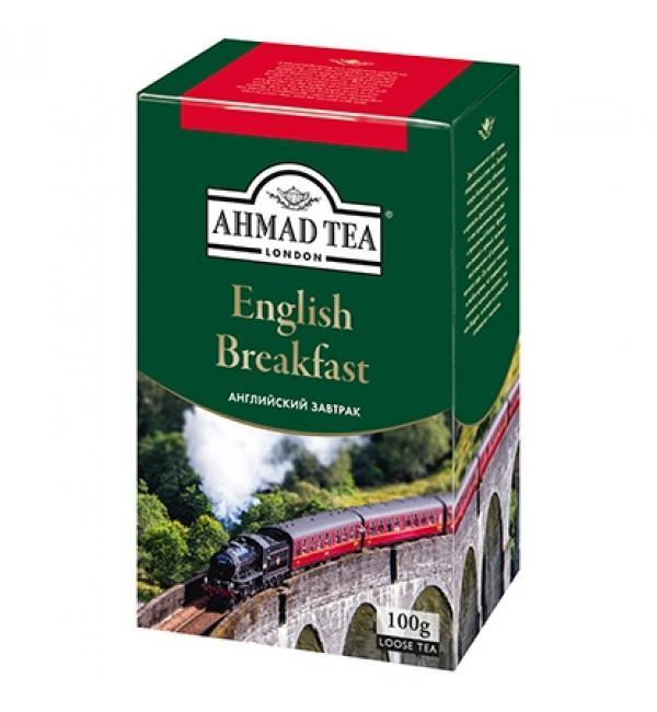 Чай черный Ahmad Tea English Breakfast 100г