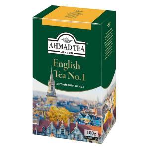 Чай черный Ahmad Tea English Tea No.1 100г