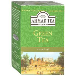 Чай зеленый Ahmad Tea Green 100г