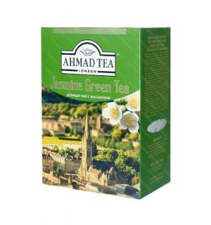 Чай зеленый Ahmad Tea Jasmine Green Tea 200г