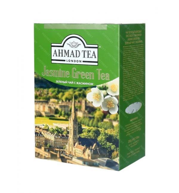 Чай зеленый Ahmad Tea Jasmine Green Tea 200г
