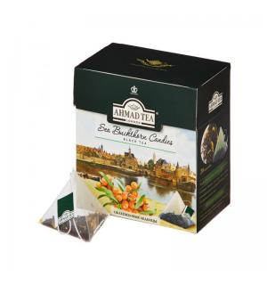 Чай черный Ahmad Tea Sea Buckthorn Candies 36г (20пак.)
