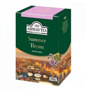 Чай черный Ahmad Tea Summer Thyme 200г