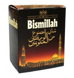 Чай черный Bismillah O.P.A. 100г