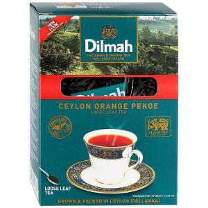 Чай черный Dilmah Pekoe 100г