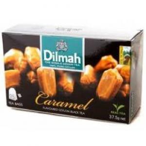 Чай черный Dilmah Caramel 30г (20 пак.)