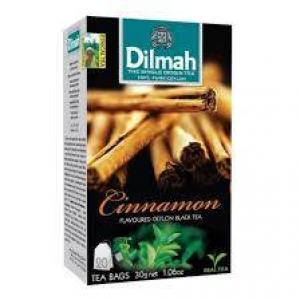 Чай черный Dilmah Cinnamon 30г (20 пак.)