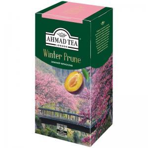 Чай черный Ahmad Tea Winter Prune 37,5г (25 пак.)
