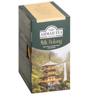 Чай Белый Ahmad Tea Milk Oolong 37,5г (25 пак.)